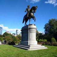 Statue of Paul Revere Boston Common