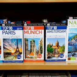 DK Eyewitness Travel books are Roguetrippers favourite map and guidebooks