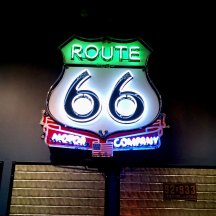 Route-66-sign-unusual-museum