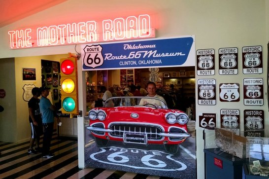 Route-66-unusual-museum-clinton-oklahoma
