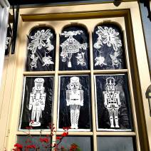 Window-decorations-nutcracker-christmas-Nova-Scotia