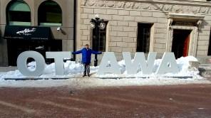 Ottawa Sign Sparks Street