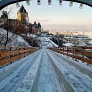 Toboggan-Run-track-Quebec-Carnaval