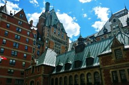 roof-of-Chateau-Frontenac-in-summer-Quebec-City