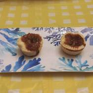 roguetrippers tried the butter tarts from Village Bakery Dundas