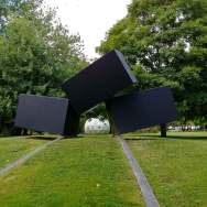 The Donald Forster Sculpture Park at the Art Gallery of Guelph