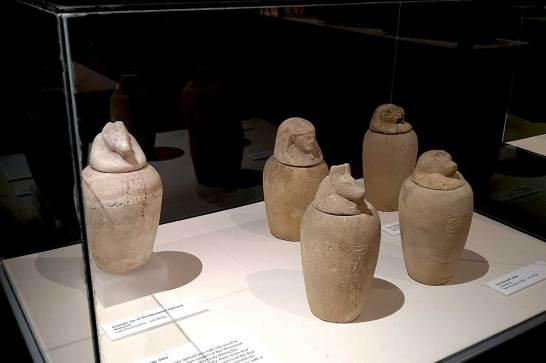 Egyptian-Mummy-Urns-remains-Eternal-Life