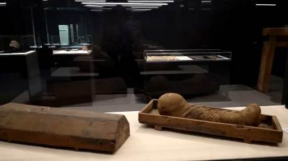 Egyptian Mummies at the Museum of Natural History Halifax