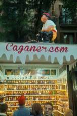 cagier souvenirs are very popular and can be found everywhere on La Rambla Barcelona