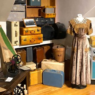 Artifacts-cumberland-county-museum-and-archives-Amherst