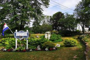 Cumberland County Museum and archives in Amherst, Nova Scotia