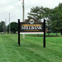 Millbank Ontario is a Perth County