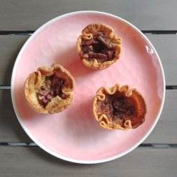 Butter tarts from Madelyns Diner in Stratford