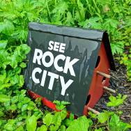 See Rock City Bird House