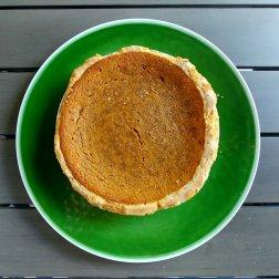 Sweet Potato Pie from Williamsford Pie Company in Grey County