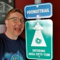 Nick Kulnies Roguetrippers visit Butler County Donut Trail in Ohio