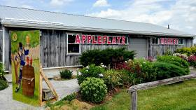 Appleflats Market place located in Shakespeare Ontario