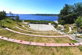 view from Annapolis Nova Scotia