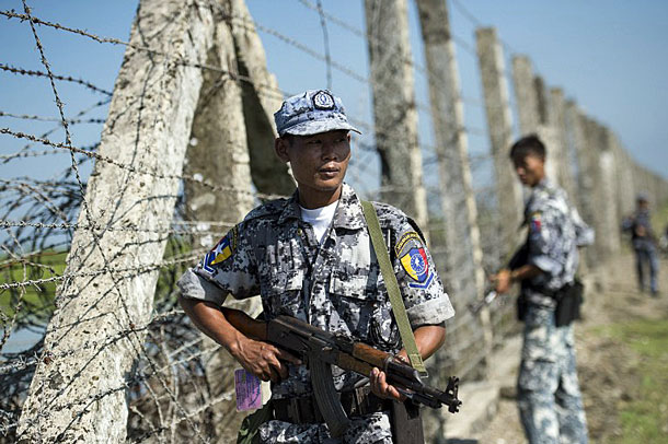 Fresh forces at zero point, renewed panic in Myanmar Bangladesh border