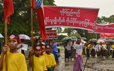 Why the Rakhine marches against the Rohingya, and who really benefits from it