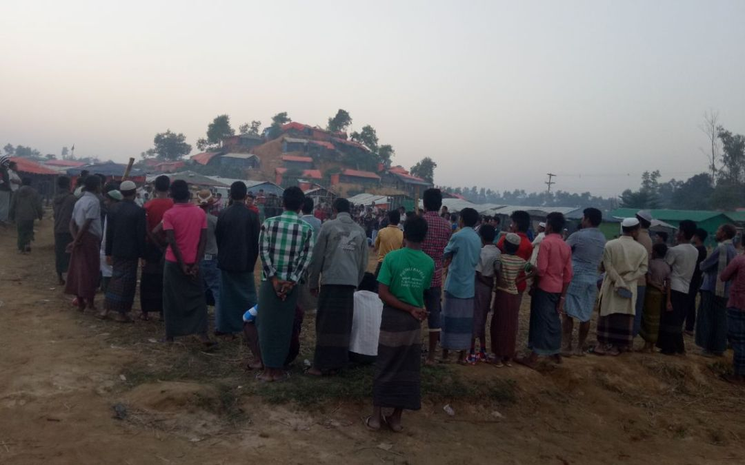 Myanmar has no intention to  intromit the Rohingyas