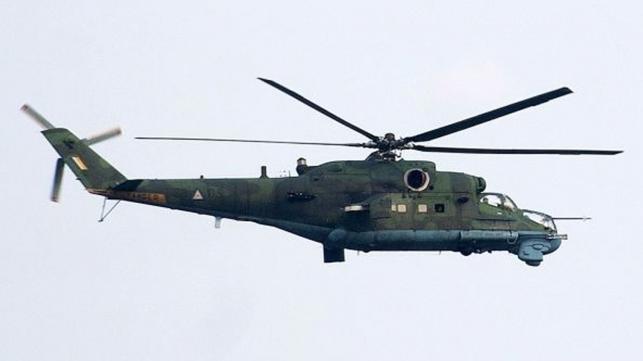 Myanmar military airstrikes in Buthidaung's Kan Pyin village