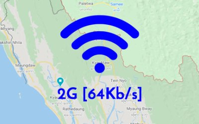 Myanmar government resumes internet in 7 townships in Rakhine and Chin