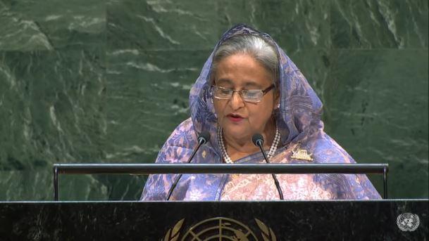 PM Sheikh Hasina will raise the Rohingya issues in her virtual 75th UNGA speech