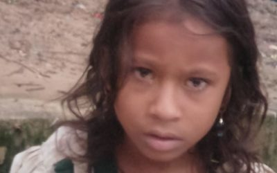 Zomila Begum age 9 missing
