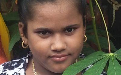 Jushna Akter, age 09 missing
