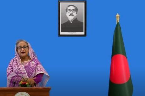 Bangladesh urges the International communities to solve the Rohingya crisis