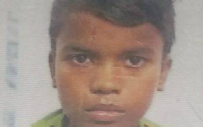 Nezam Ullah age 12 missing