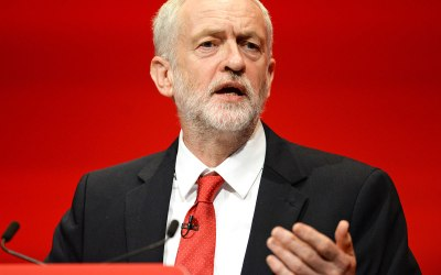 Corbyn calls on government to 'scale up' its hard work to assist the Rohingya