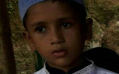 Jalal Uddin, age 8, missing