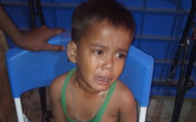A child was found in Kutupalong camp 6