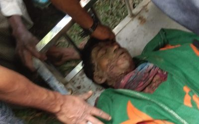 A Rohingya man found dead at Buthidaung of Rakhine state