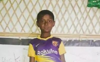 Rahman Ullah, age 12 missing