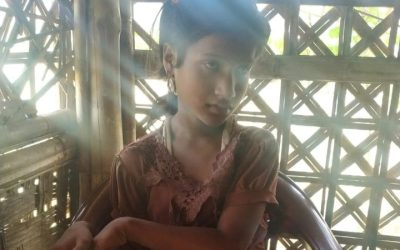 A child was found in Kutupalong camp 20 missing