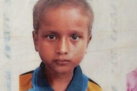 Mohammed Ibrahim, age 3 missing