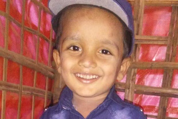 Omar Faruk, age 3 missing