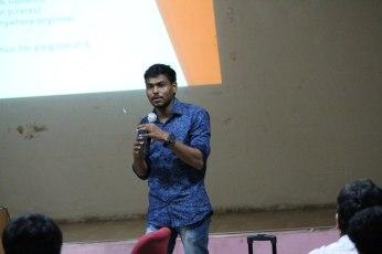 Varun Raj (Application Architect at Skcript)