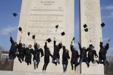 Yayy!! we graduated..