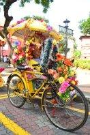 Local transport Melaka,Malaysia