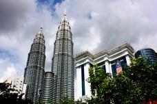 Petronas towers, Kualalumpur
