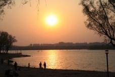 Sunset at Dalian
