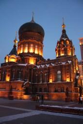 St.Sophia Church,Harbin
