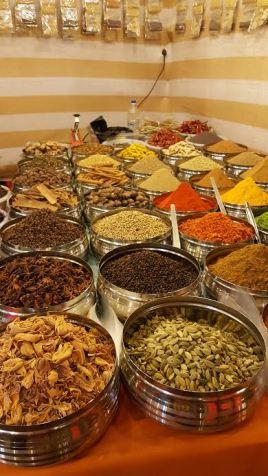 Spices...