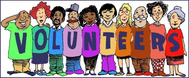 communicate vision to enlist volunteers