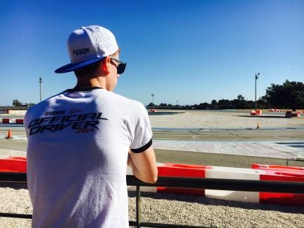 école de karting se déplace partout! Coaching sur le circuit du Paul Ricard