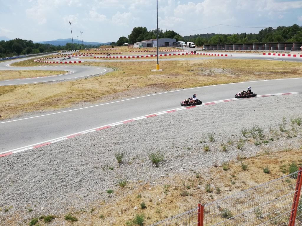 La chaleur était au rendez-vous sur le magnifique circuit de Brignoles lors du camp de la Rohrbasser Driving School